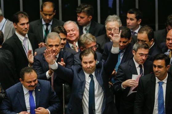 O motivo da ira de Rodrigo Maia contra Abraham Weintraub