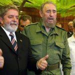 Projeto do PT para o Brasil era fazer de Lula nosso Fidel Castro. Conseguiu!