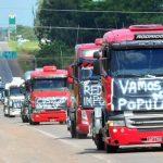 Diante de rodovias bloqueadas, o que faria Jair Bolsonaro?
