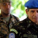 General Augusto Heleno não será vice de Bolsonaro