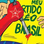 José Dirceu quer tomar o poder e protesto contra Bolsonaro é o primeiro passo
