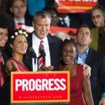 PREFEITO DE NOVA YORK: Esposa feminista, abortista e bissexual