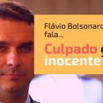 Caso Queiroz: Flávio Bolsonaro grava vídeo e cita Wilson Witzel