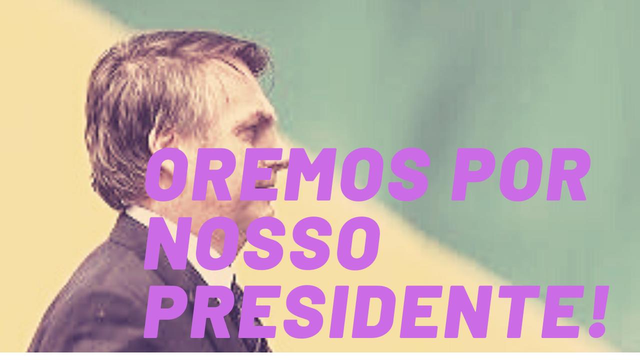 Deu positivo o teste do presidente Bolsonaro para coronavírus.