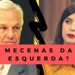 Mecenas da ESQUERDA? Lemann prevê Tabata Amaral presidente