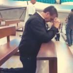 Bolsonaro vai à catedral em Brasília 'agradecer missão'