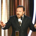 Globo de Ouro 2020: Ricky Gervais dá puxão de orelha em artistas