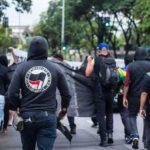 Urgente! Antifas agridem apoiadores do governo Bolsonaro