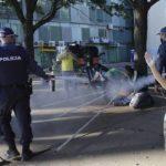 "Pró-Bolsonaro ""300 do Brasil"" é desmontado"