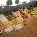 Apoiadores de Bolsonaro são perseguidos no DF