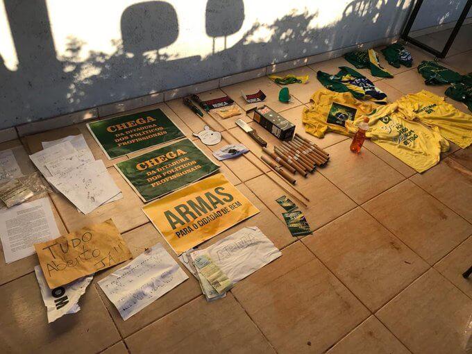 de fato real, se tem uma ação persecutória contra apoiadores de Bolsonaro. Até quando isso?