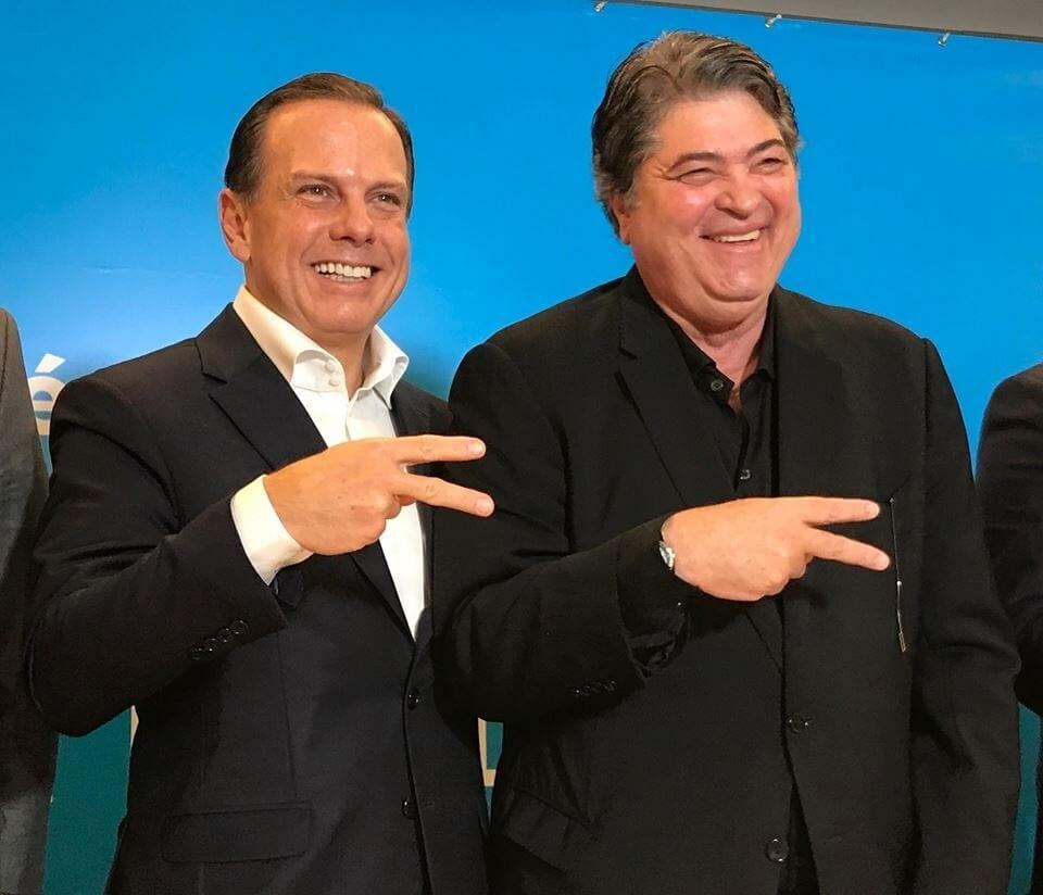 Se Datena, apresentador da Band, for candidato a prefeito da cidade de São Paulo, terá seu voto?