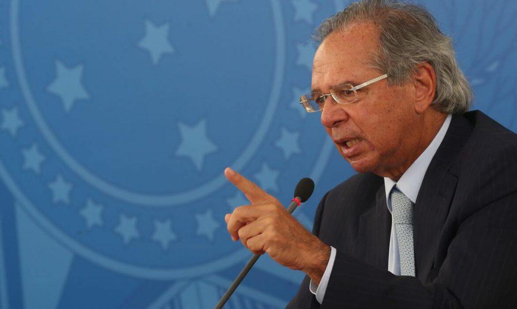 Paulo Guedes, explicou sua defesa pela nova CPMF digital
