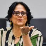 Ministra dos Direitos Humanos Damares processa Ciro