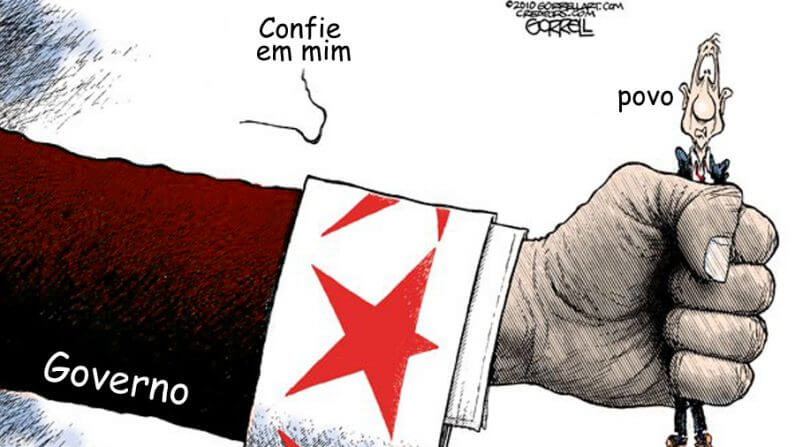a pobreza no Brasil é gerada pelo estado