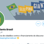 Sleeping Giants Brasil na mira da justiça