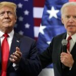 Eleições americanas:Trump bate Biden em audiência