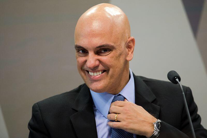 A tirania de Alexandre de Moraes é repugnante