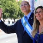 Primeira-dama do RJ recebe visita da Polícia Federal