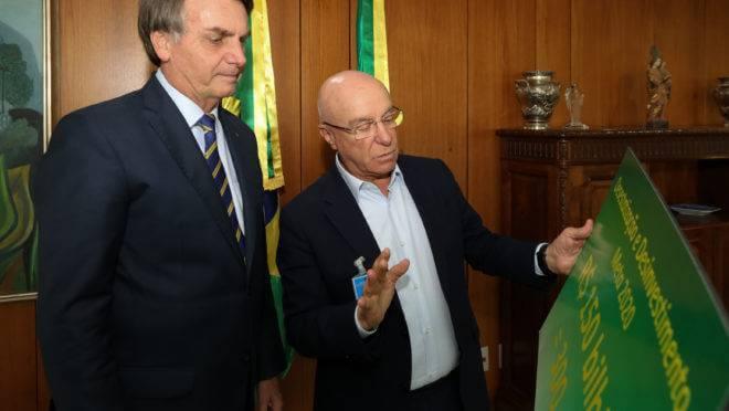 Salim Mattar publicou frase de Roberto Campos