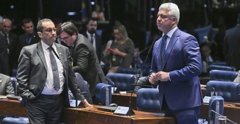 Lista de senadores que votaram contra o Brasil
