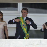 O governo do Brasil e os governos paralelos