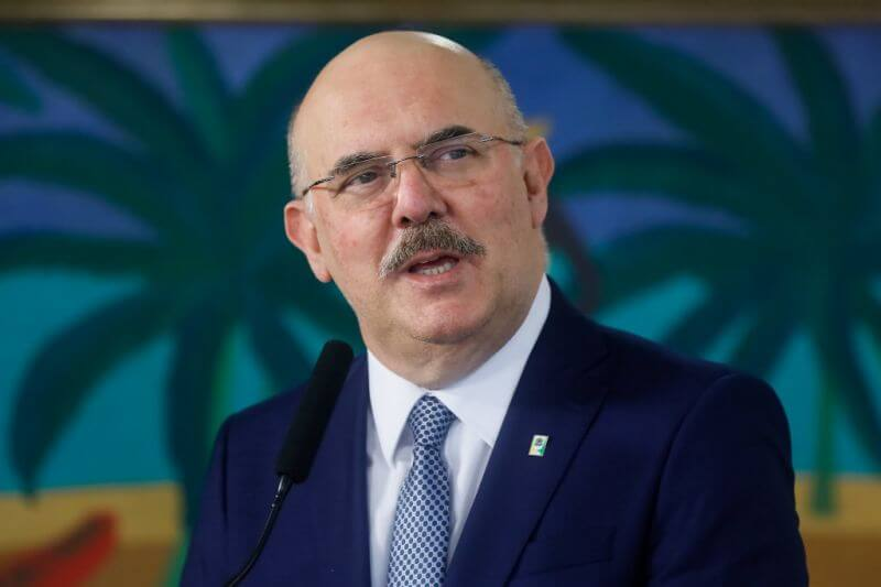 ministro Milton Ribeiro