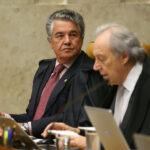 "Ministro Marco Aurélio Mello está irritado: ""Sentiu""!"