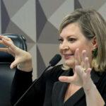 Candidata Joice Hasselmann é rejeitada por feirante