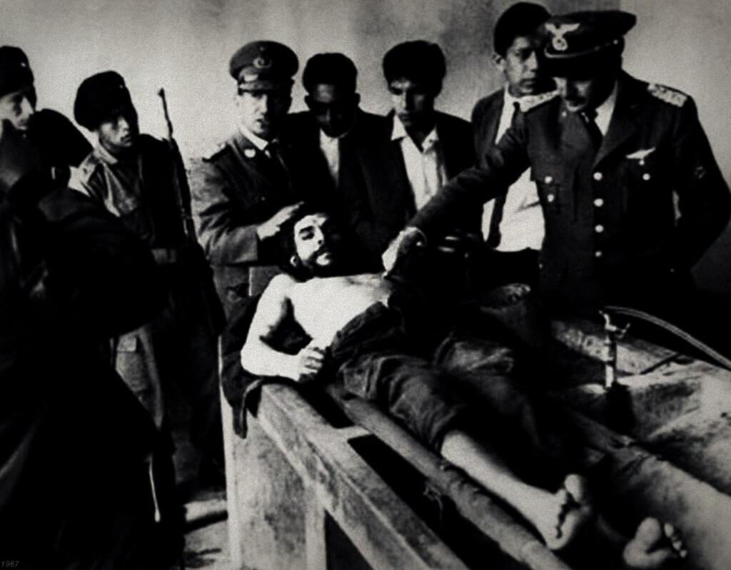 Jair Bolsonaro celebra morte de Che Guevara