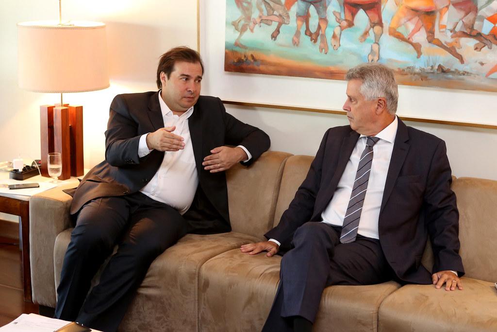 Rodrigo Maia vai sair da presidência da Câmara e seu destino será o esquecimento