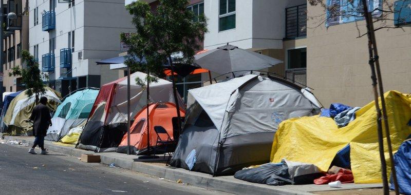Califórnia é o estado americano que possui o mais elevado índice de pobreza dos Estados Unidos