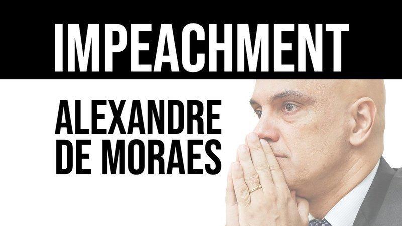 abaixo-assinado por impeachment de Alexandre de Moraes assinaturas ultrapassam 1 milhão