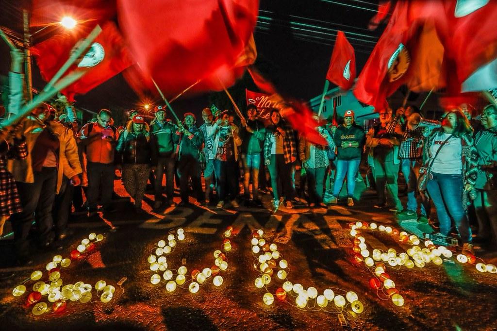 E se Lula concorrer ao Palácio dos Bandeirantes?