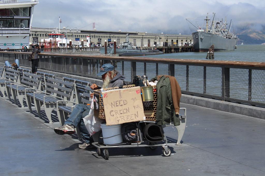 Califórnia é um Estado de terceiro mundo: sua taxa de pobreza é alta