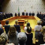 Gilmar Mendes e Barroso batem-boca no STF - É tudo teatro