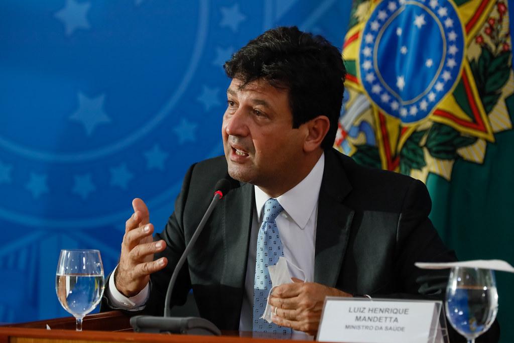 Henrique Mandetta é o principal culpado por erros na pandemia