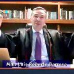 """Voto impresso trará """"caos"""" para sistema eleitoral, diz Barroso"""