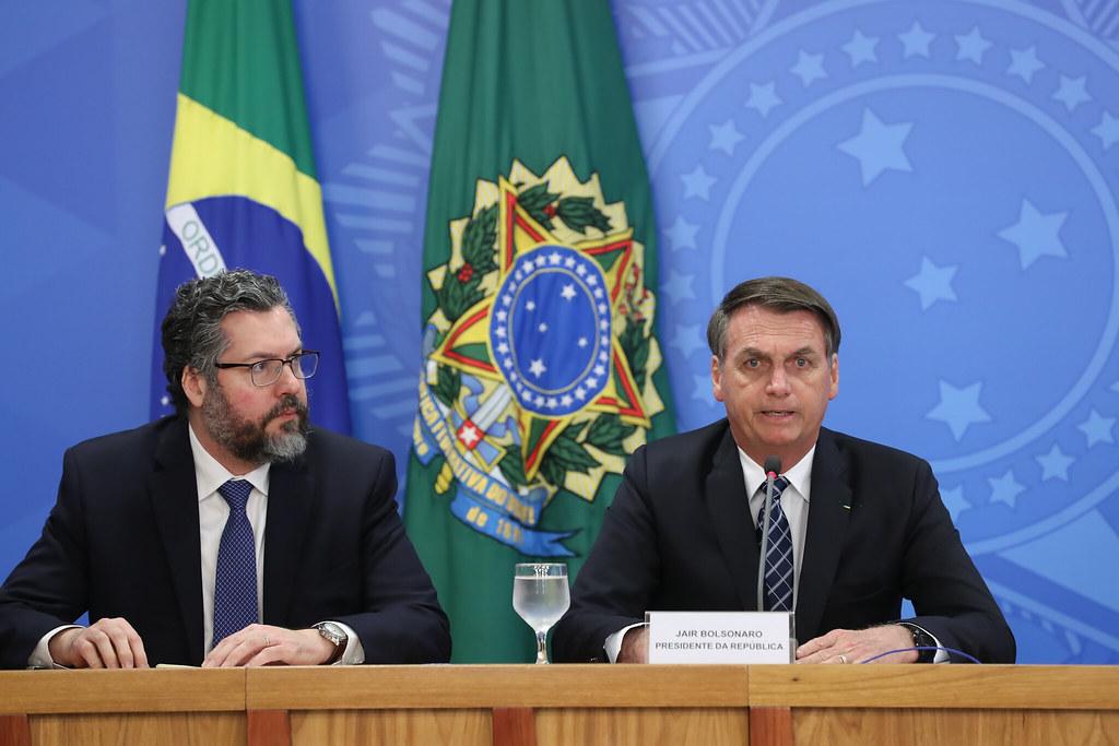 CPI da Covid: Ernesto Araújo reafirma dizer a verdade sobre Kátia Abreu