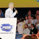 Candidato do PSDB ao Planalto: FHC prefere Tasso a João Doria