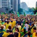 Em Fortaleza, apoiadores de Jair Bolsonaro são detidos em manifestação